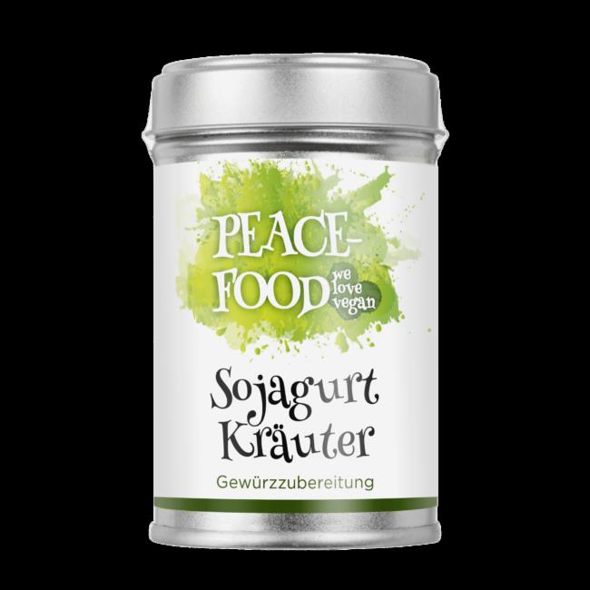 Sojagurt Kräuter