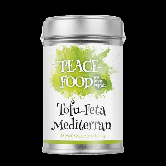 Tofu-Feta Mediterran